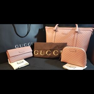Gucci Bag, Purse an Wallet
